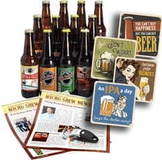 valentine beer gifts - craft beer club