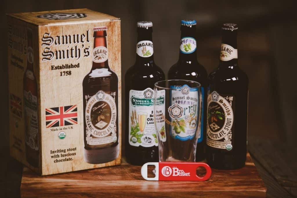 samuel smith's gift set
