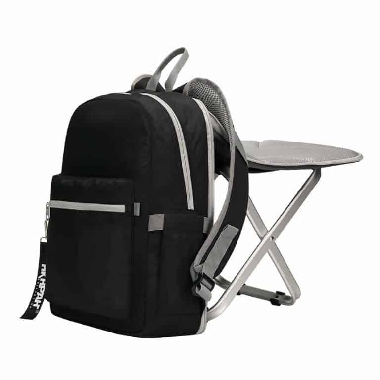 gift for fishermen: combo backpack stool