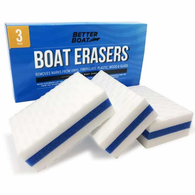 fishing tool: boat sruff erasers
