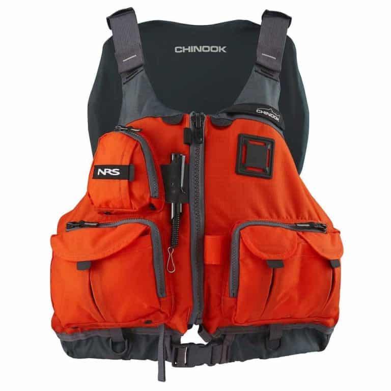 gift for fishermen: life jacket