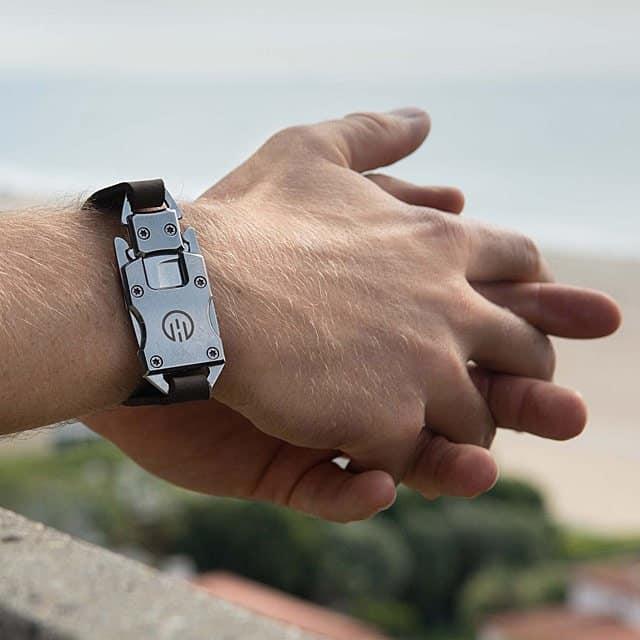 men's utility bracelet - gifts for men