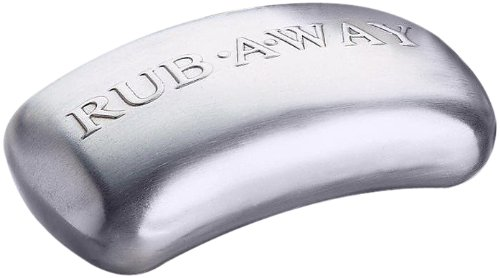 rub-a-way stainless steel bar