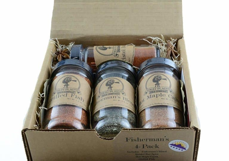 gift for him: bbq spices gift set