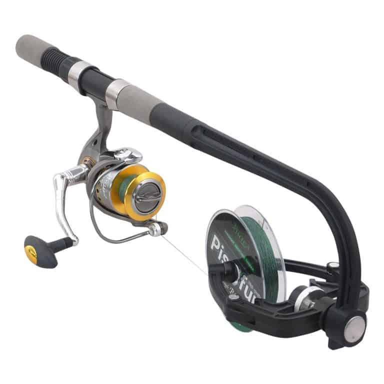 cool fishing gear - spinning reel spool
