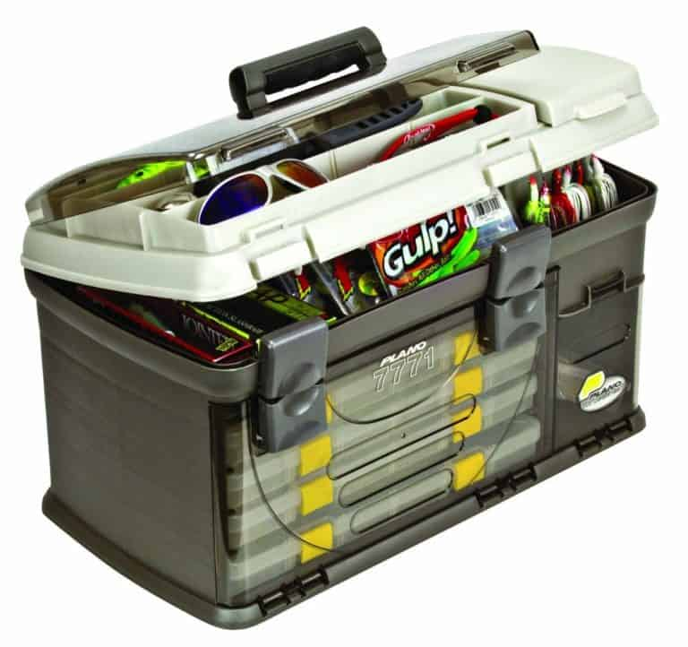 tackle storage: gift for a fisherman
