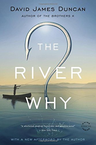 best fishing book: the river why