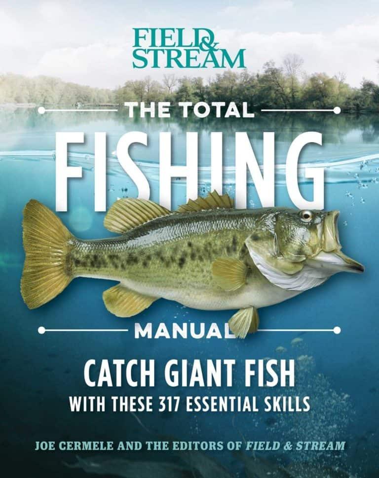 total fishing manual book