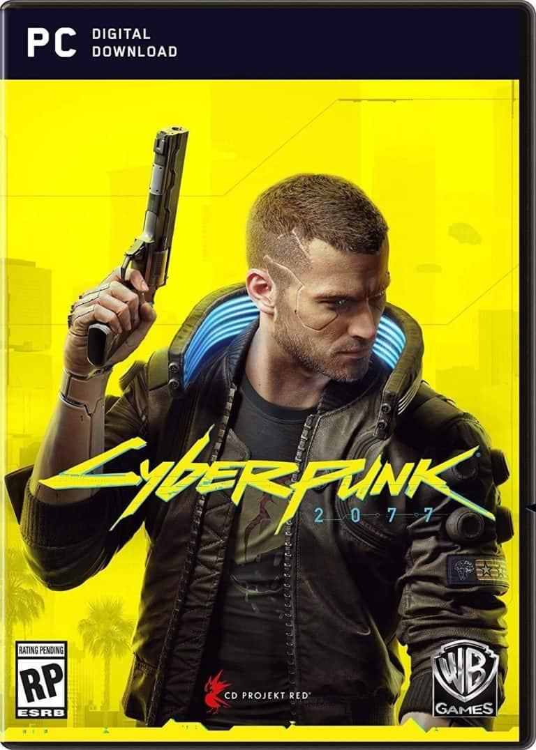 best pc games: cyberpunk 2077