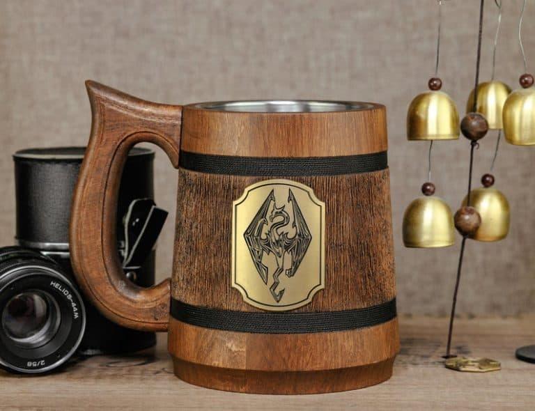 nerd gifts: custom pop culture mug