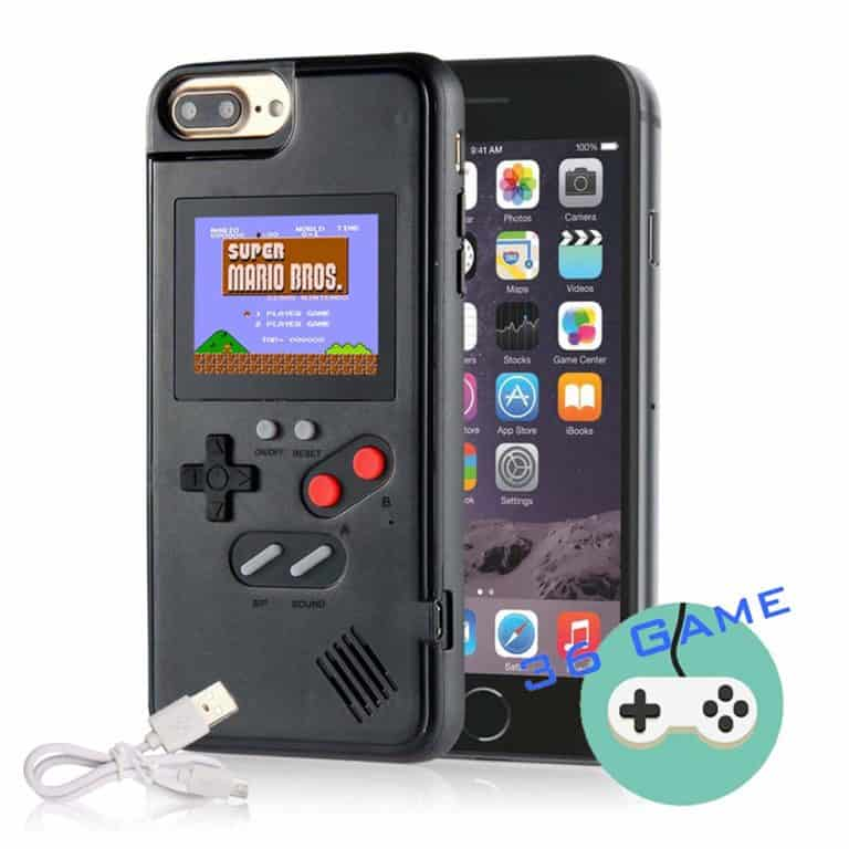 gift for gamers: gameboy case for iphone