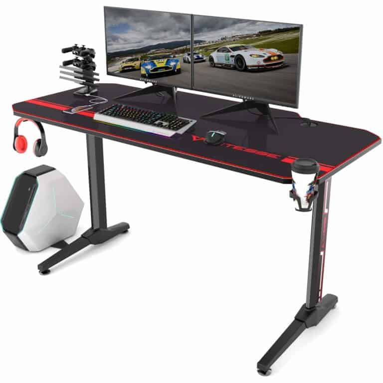gaming desk - best gift idea for pc gamers