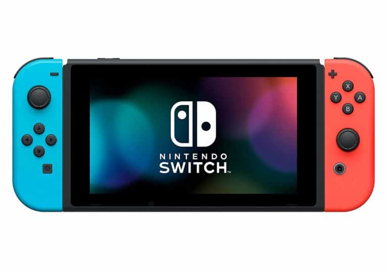 geek gift: nintendo switch
