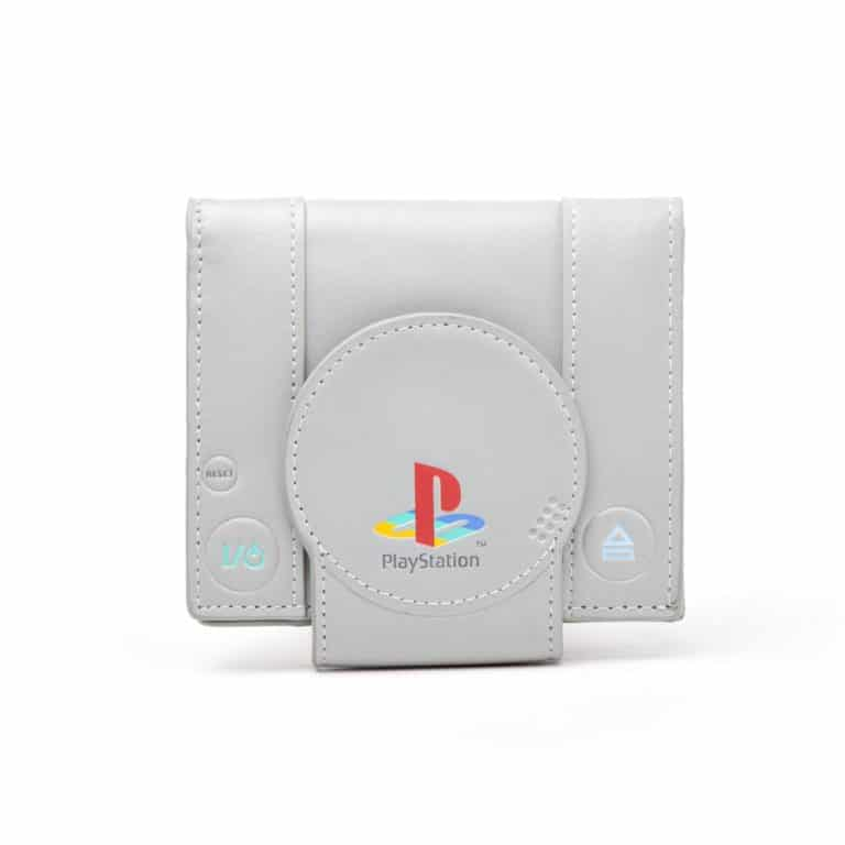 gift for gaming geeks: playstation wallet
