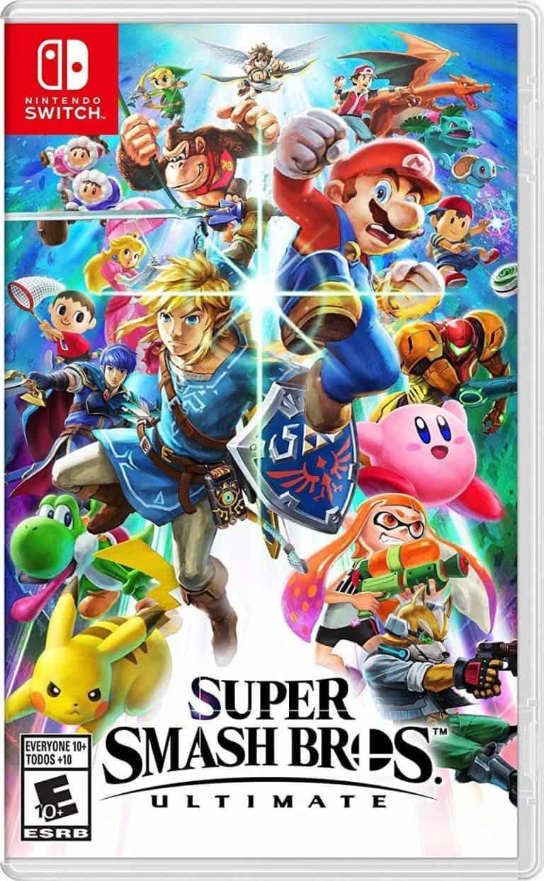 video game idea: super smash bros. ultimate