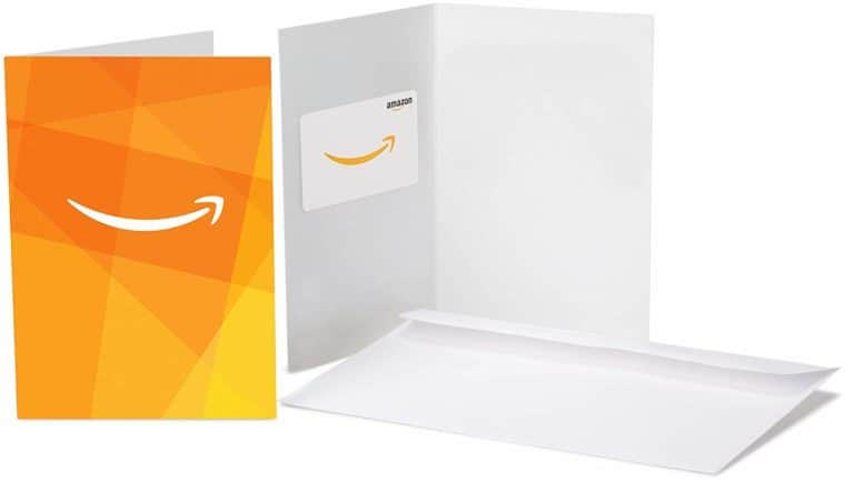 stepmom gifts - amazon gift card