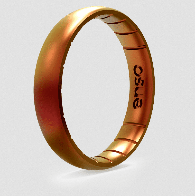 Enso Silicone Ring - Poseidon - Valentine's Day Gifts For Nurses