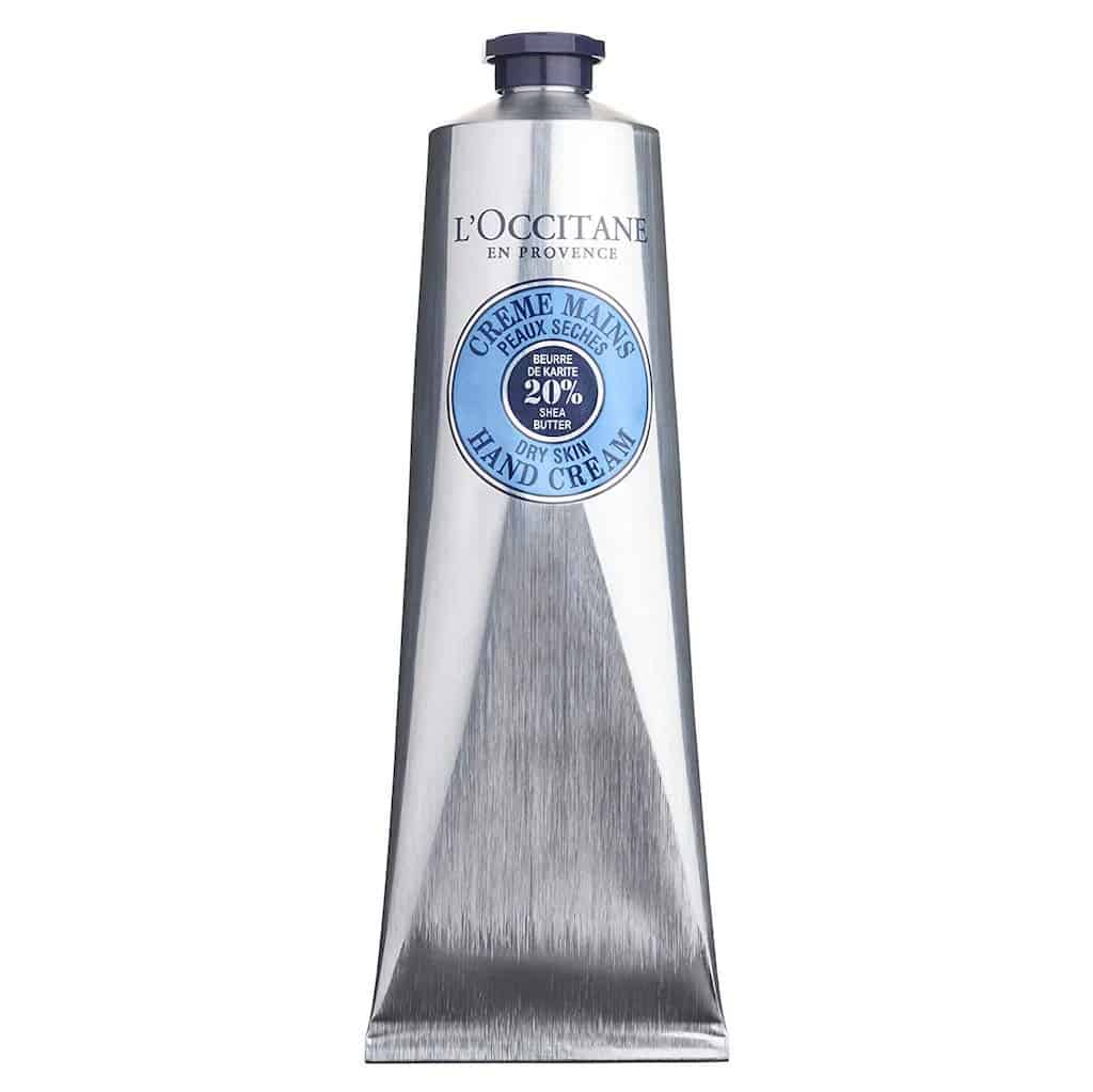 L'Occitane Shea Butter Hand Cream - Caring Gifts For Nurses