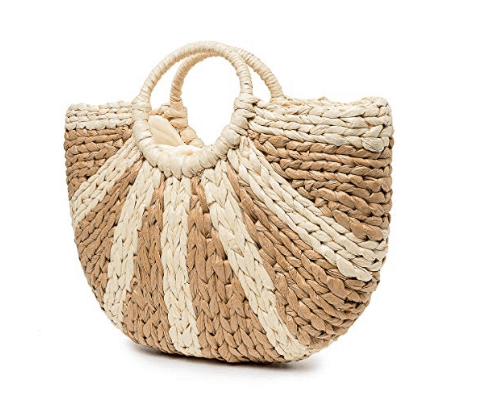 easy last minute mother's day gifts:summer beach bag
