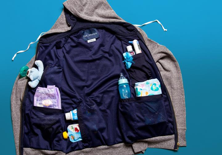 The Dad Hoodie First Father's Day Gift