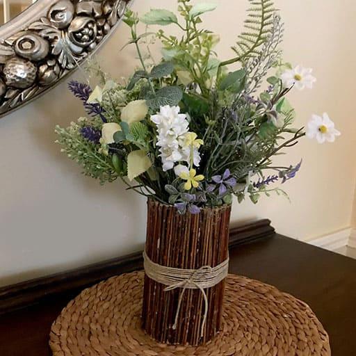 good mothers day gift:Vase of Flower