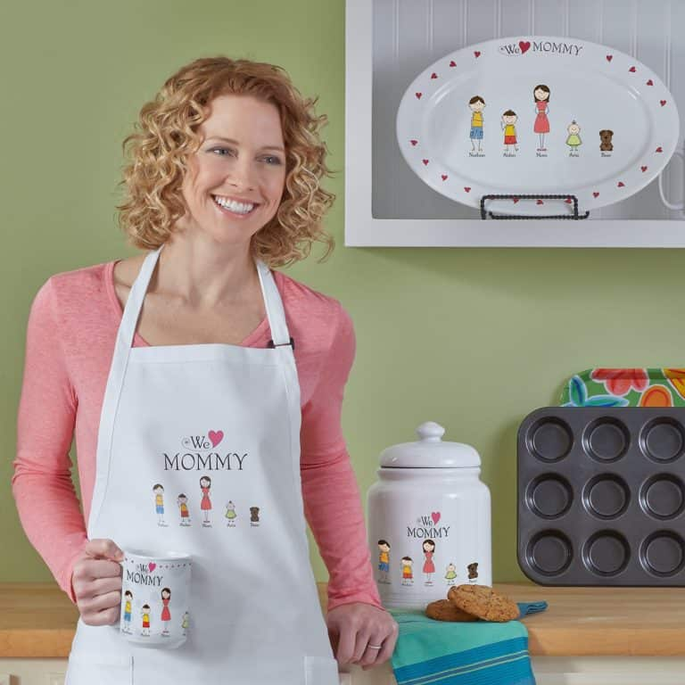 gifts for bakers: a funny apron