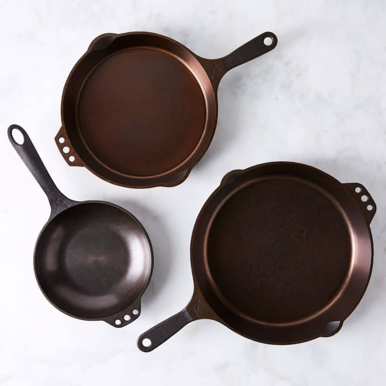 iron gifts: cast iron cookware