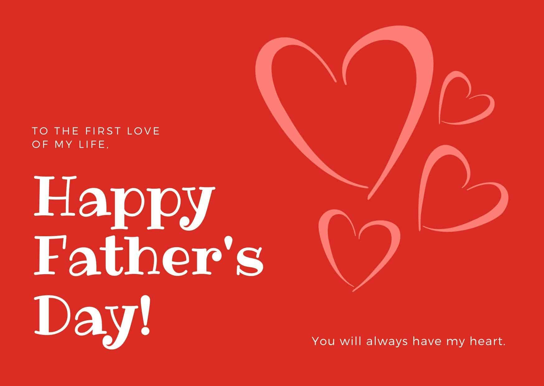 fathers day messages for husband or partner