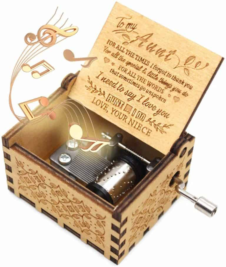great aunt gifts - music box