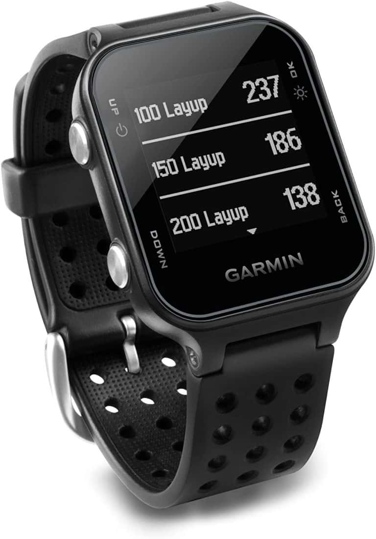 golf gift for him: gps golf watch