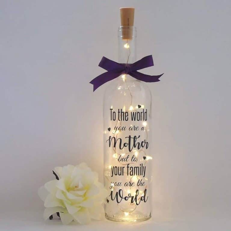 mum light bottle