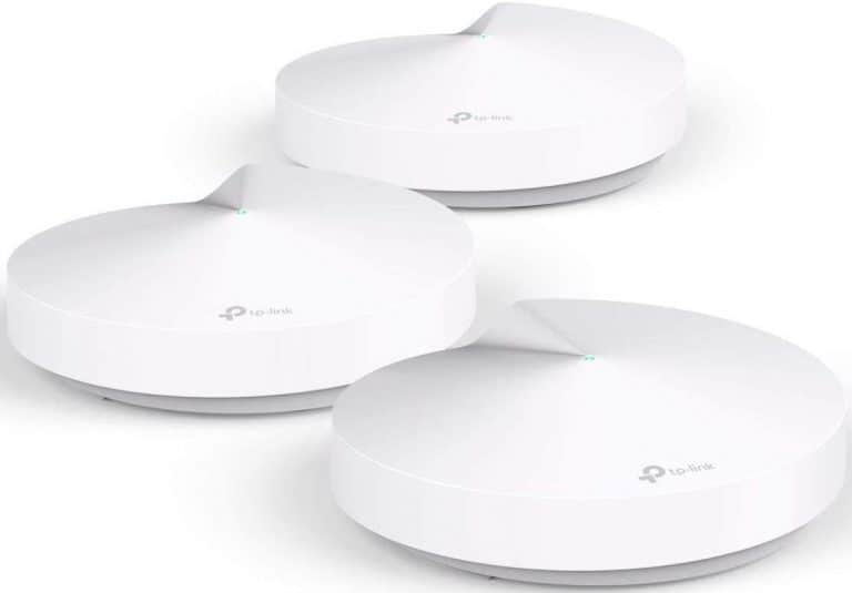 WiFi System –Up Whole Home Coverage and 100+ Devices