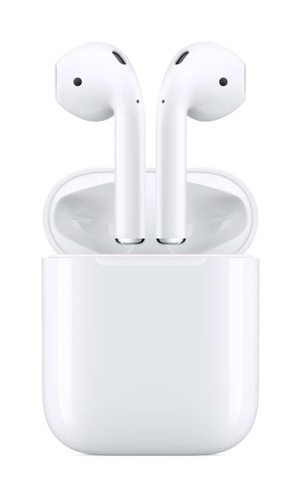 gifts college students want:Apple AirPods with Charging Case