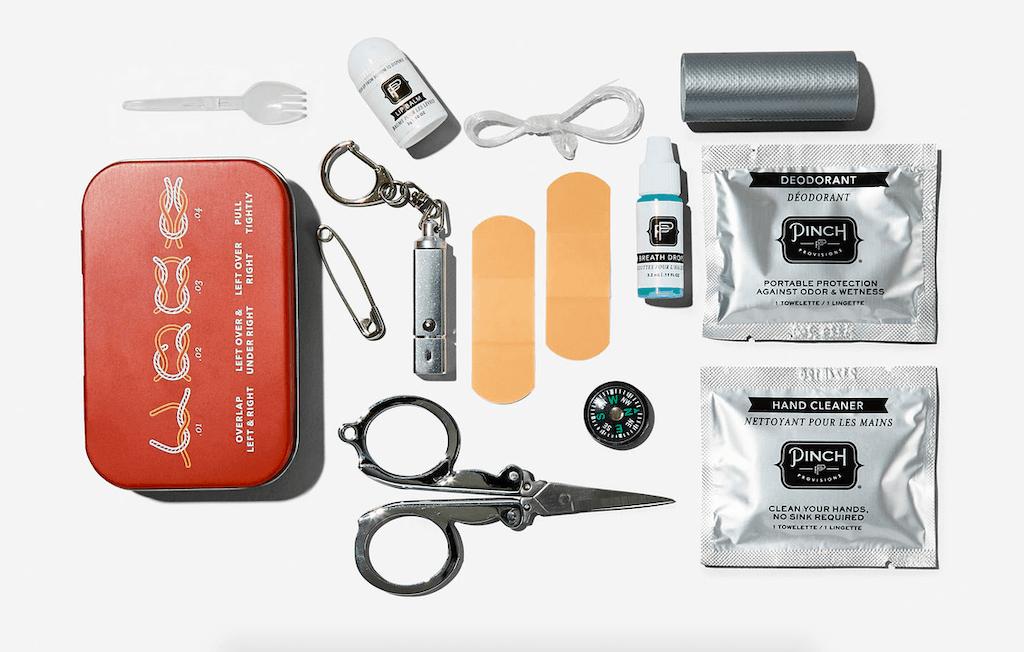 Bespoke Personal Camping Kit