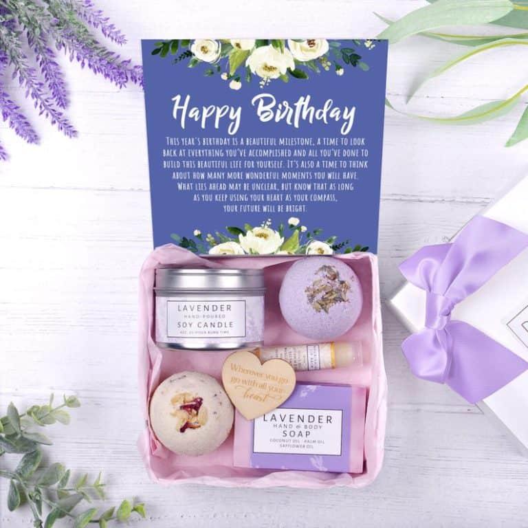 college birthday gifts:Birthday Gift Gift Box Set