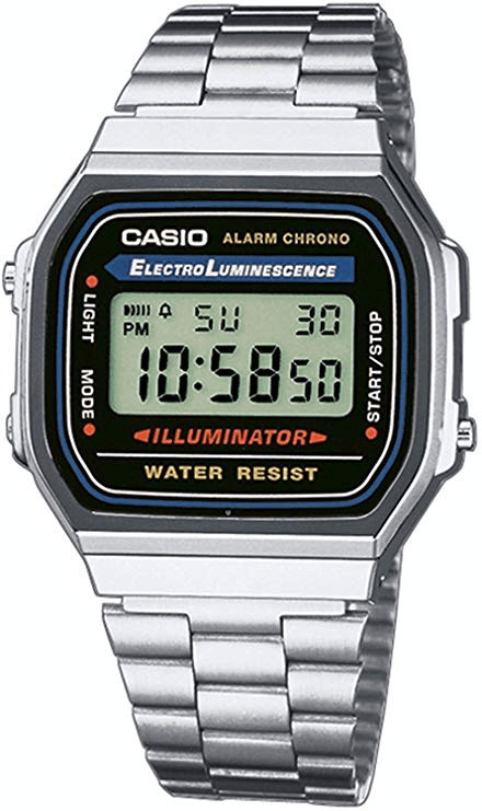 Casio Men Electro Luminescence Watch