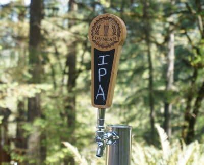 Custom Beer Tap Handle - Best Man Cave Gift