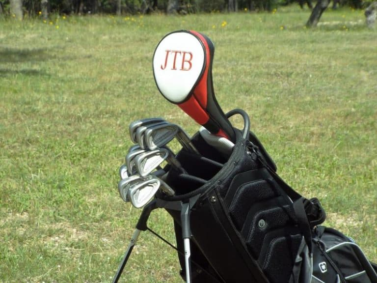 Custom Golf Head Cover