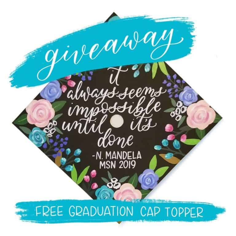 college student gifts:Custom Graduation Cap