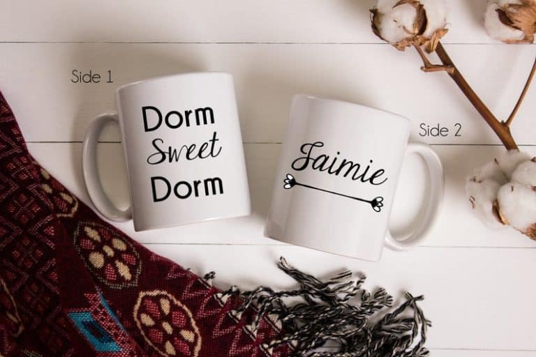 cool things for college apartment: Dorm Mug