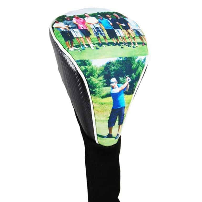 novelty golf gifts: golf club cover
