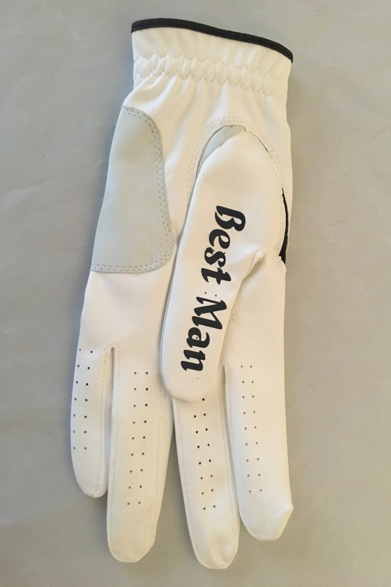 etsy gifts for men:golf glove