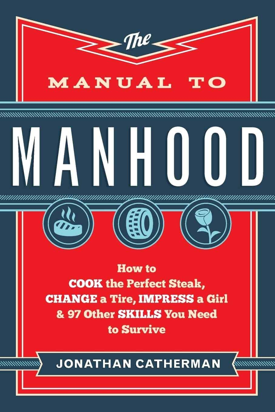 Manual to Manhood Book For 16 Year Old Brother