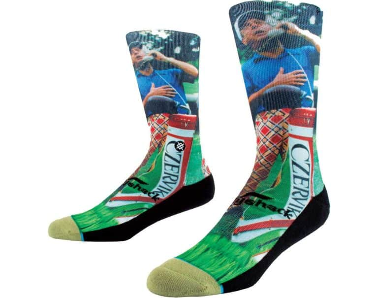 funny golf accessories: Stance Call Time Socks