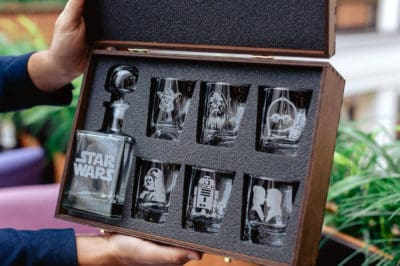 Star Wars Whiskey Decanter Gift Set For Your Best Man