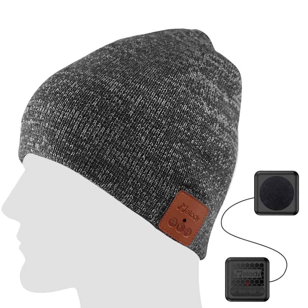 Wireless Bluetooth Hat With Microphone & Stereo Speakers - Cool Gifts For Brother