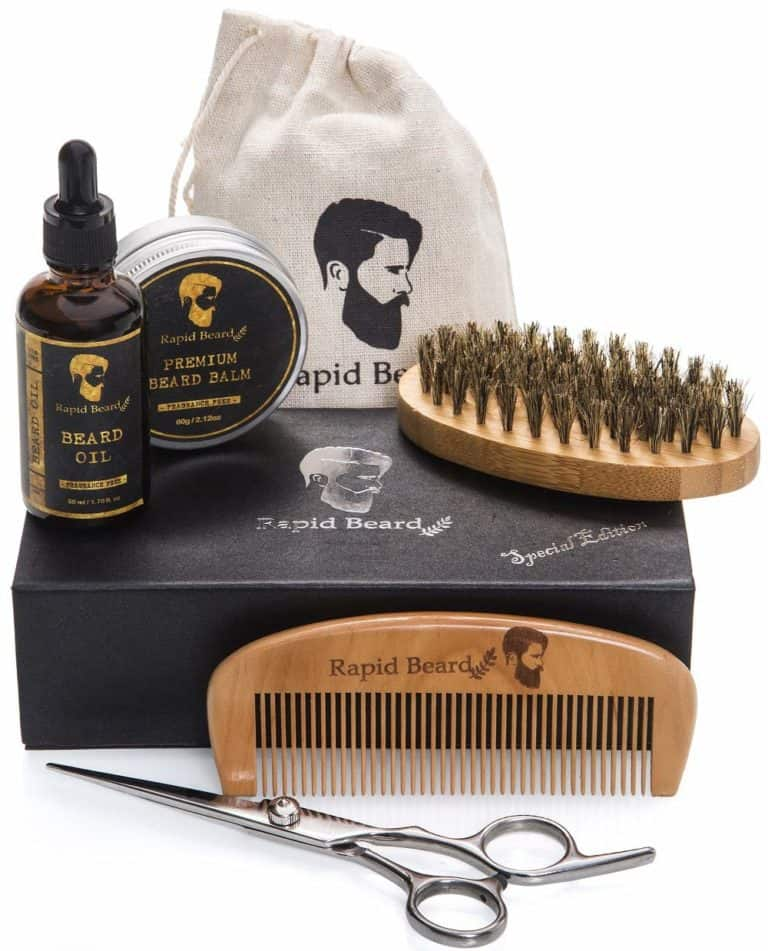 gift idea for dad: bear grooming and trimming kit