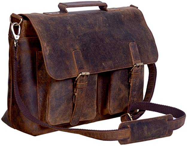 leather bag - gifts for father on father's day