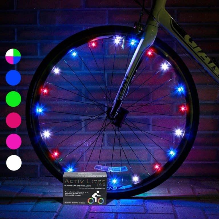 activ life fitness daughter presents light wheel