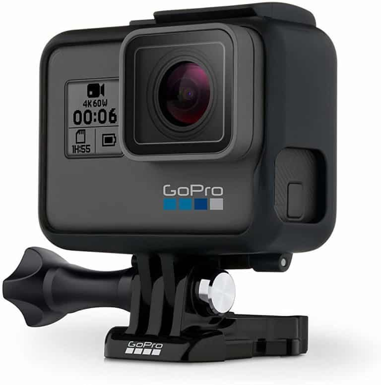 bicycle themed gifts - action camera